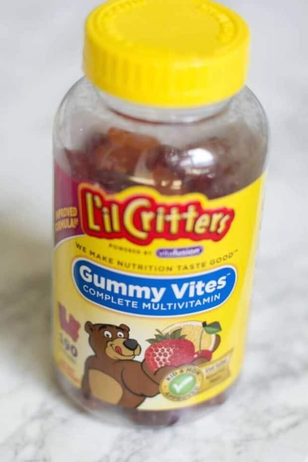 Lil Critters Gummy Vitamins for Kids