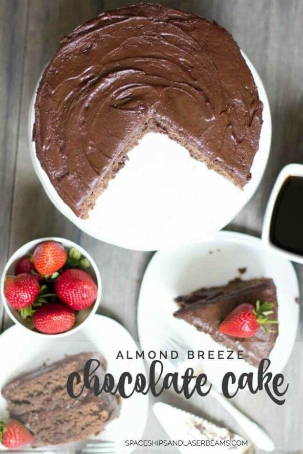 Almond Breeze Chocolate Cake Recipe