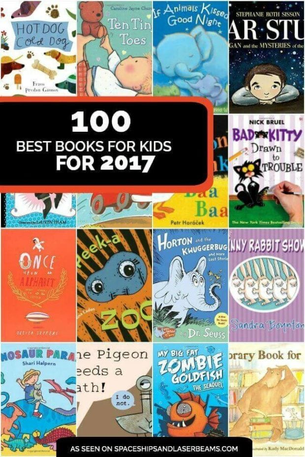 Best Books for Kids in 2017