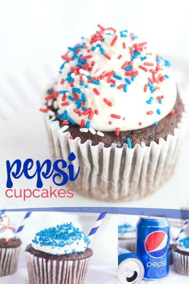 Pepsi Cake Mix Recipe