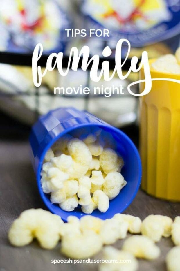 Tips for Planning a Family Movie Night at Home or the Theatre