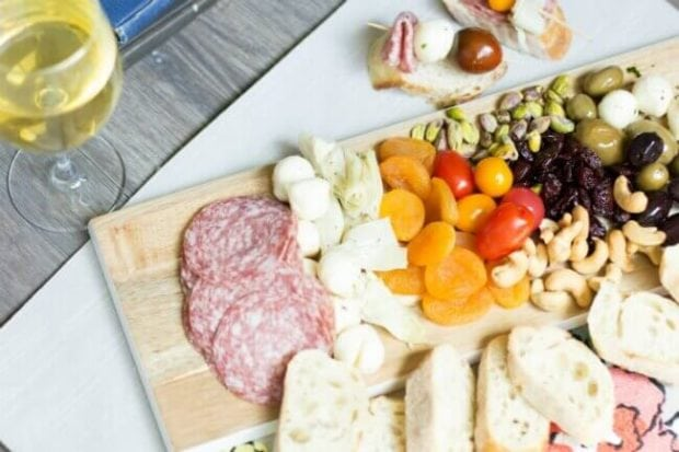 Antipasto appetizer ideas
