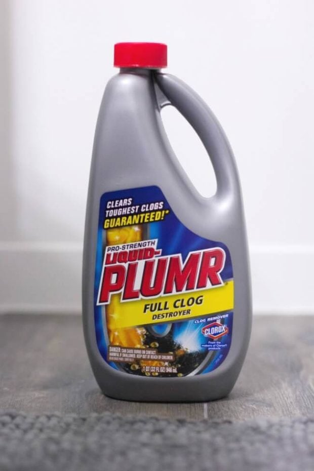 Pro Strength Liquid Plumr