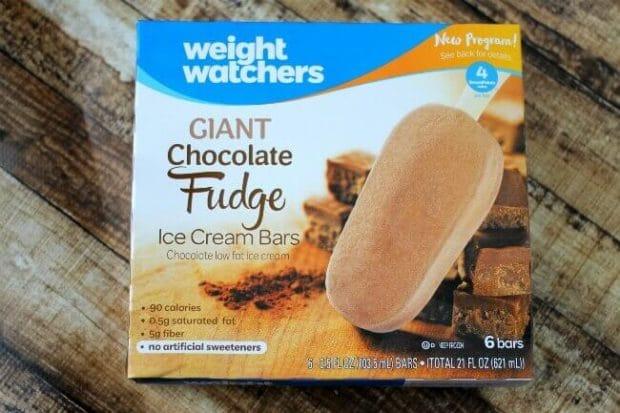 Weight Watchers Giant Chocolate Fudge