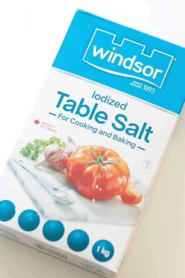 Windsor Salt