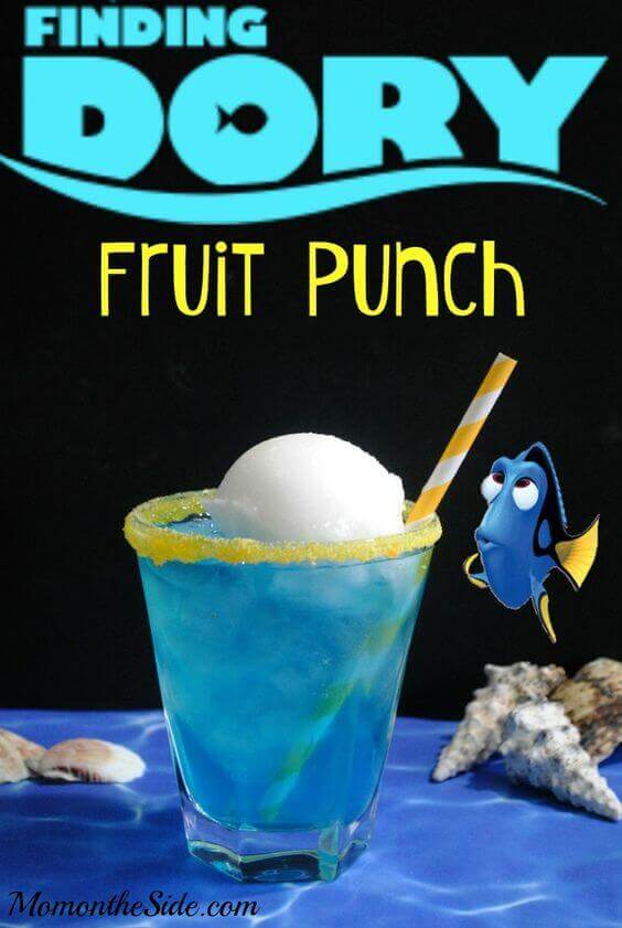 Finding Dory Fruit Punch