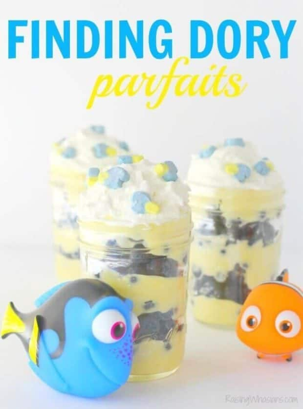 Finding Dory Parfaits