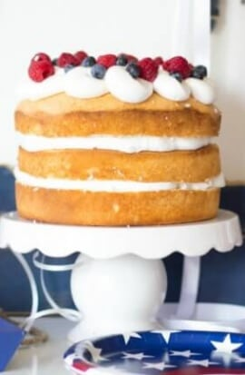 Angel Food Cake Recipe