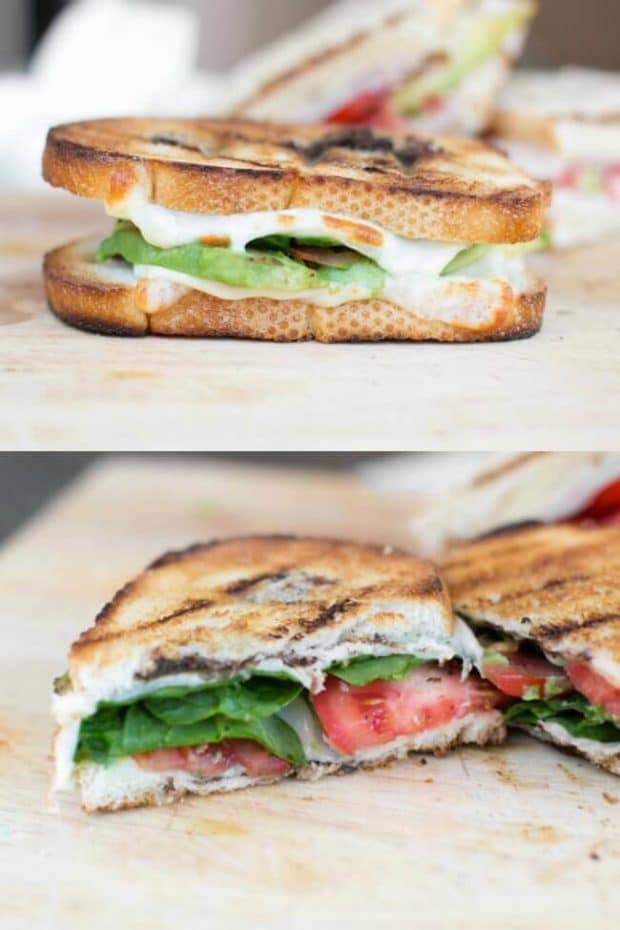 BBQ Grilled Sandwich Ideas