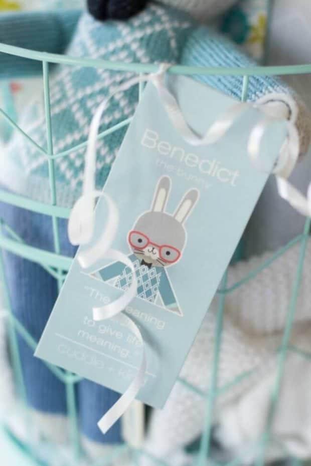 Benedict the Bunny