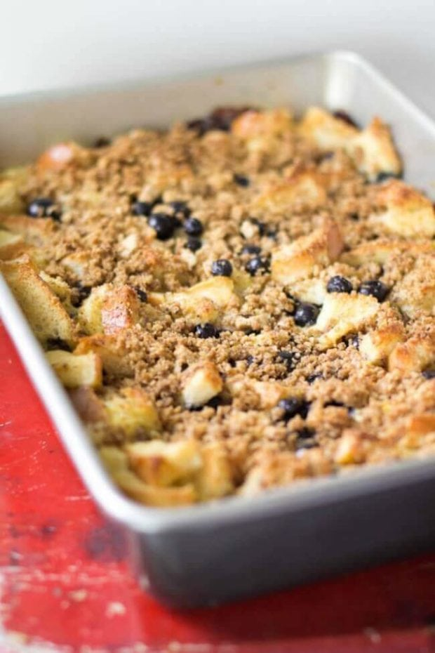 Easy Bread Pudding Recipe
