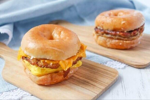 breakfast sandwich party food (1)