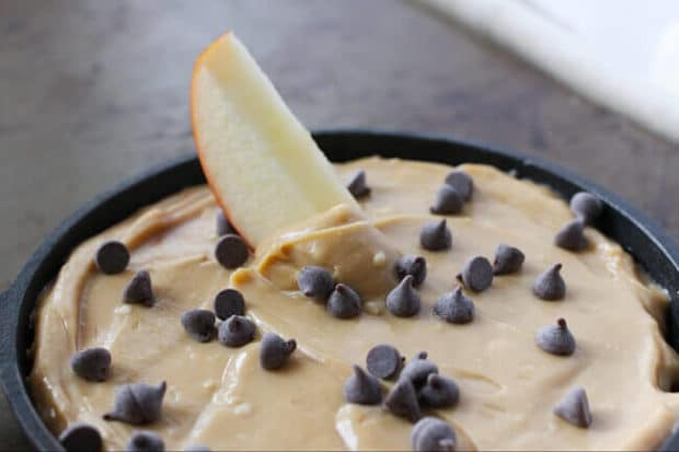 cookie dough dip party food (1)