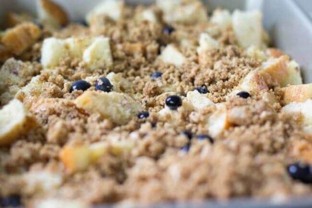 Crunchy Topping Breakfast Casserole