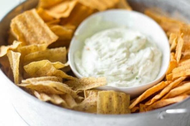 Dip Recipe for Sunchips