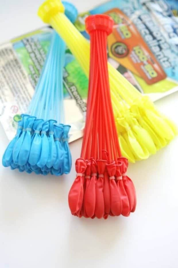 Easy to Fill Water Balloons