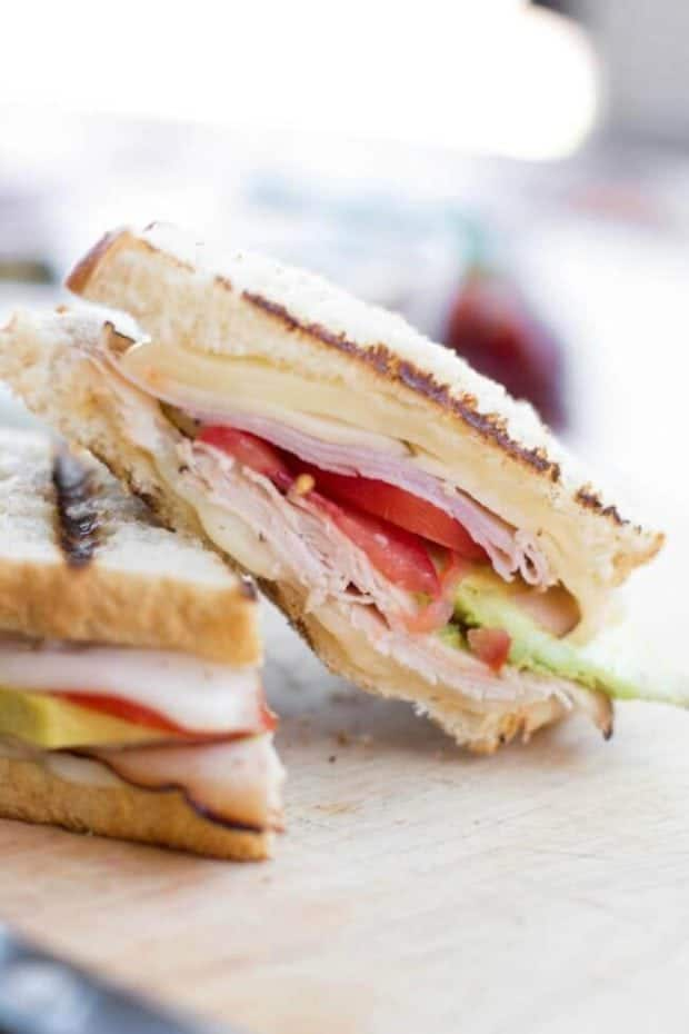 Grilled Sandwich Ideas