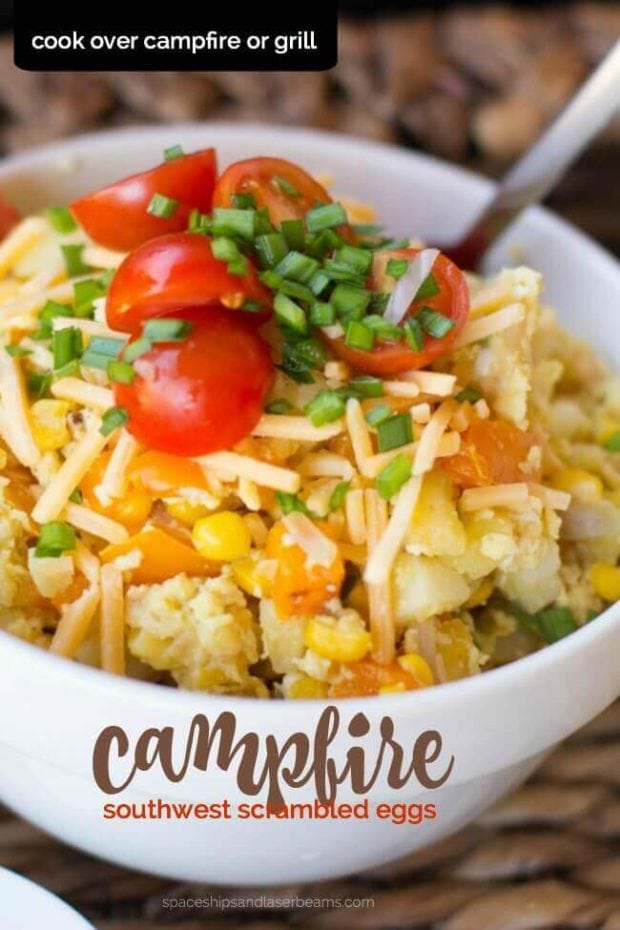 Campfire Southwest Scrambled Eggs