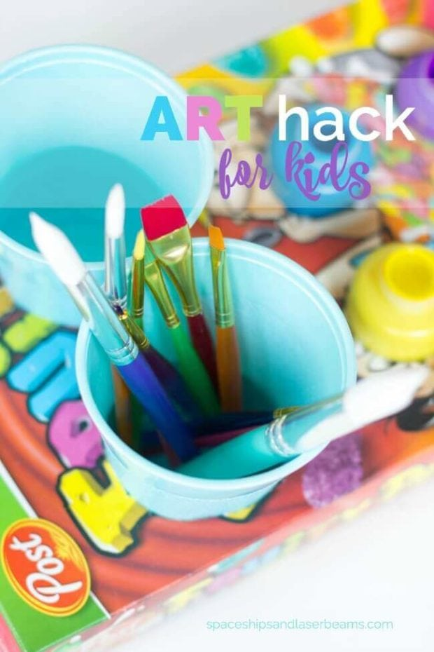 Art Hack for Kids