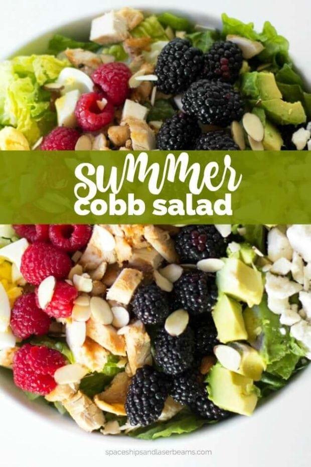 Summer Cobb Salad
