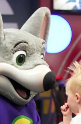 Chuck E Cheese Birthday Party Ideas