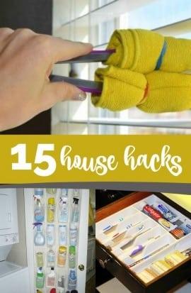 15 House Hacks