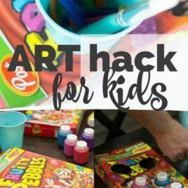 Art Hack for Kids