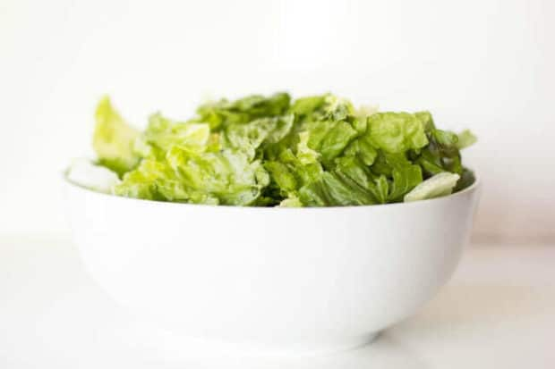 Salad Bowl Recipe