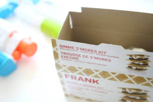 Easy S'mores Kit