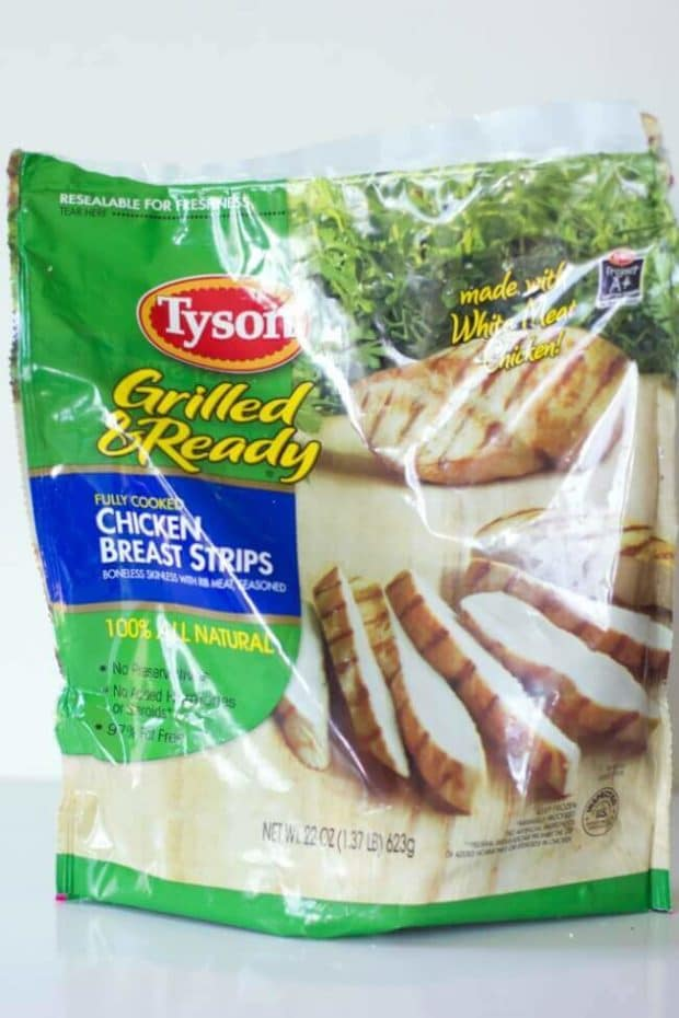 Tyson Grilled and Ready Chicken Breast