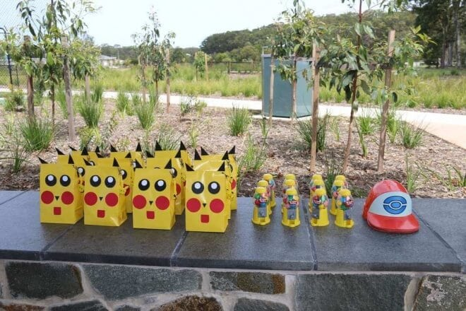 21 top pokemon go birthday party ideas spaceships and for Bag decoration games