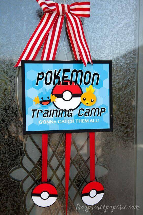 21 Top Pokemon Go Birthday Party Ideas Spaceships And Laser Beams