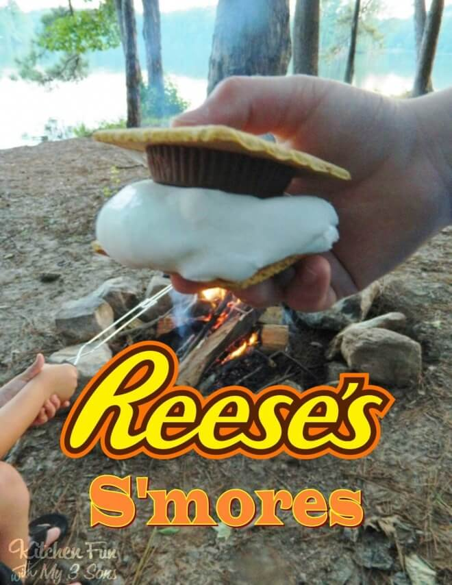 Reeses Smores