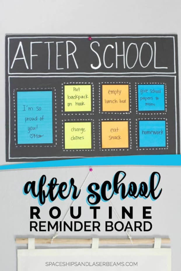 After School Organization Ideas Spaceships And Laser Beams