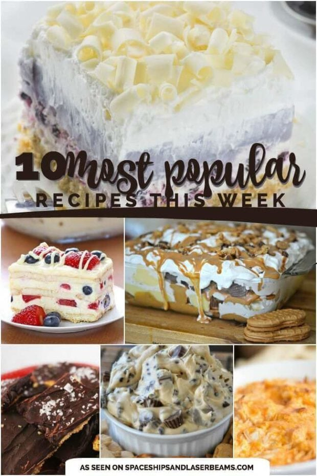 10 Most Popular Recipes This Week: 7/1/page/2016