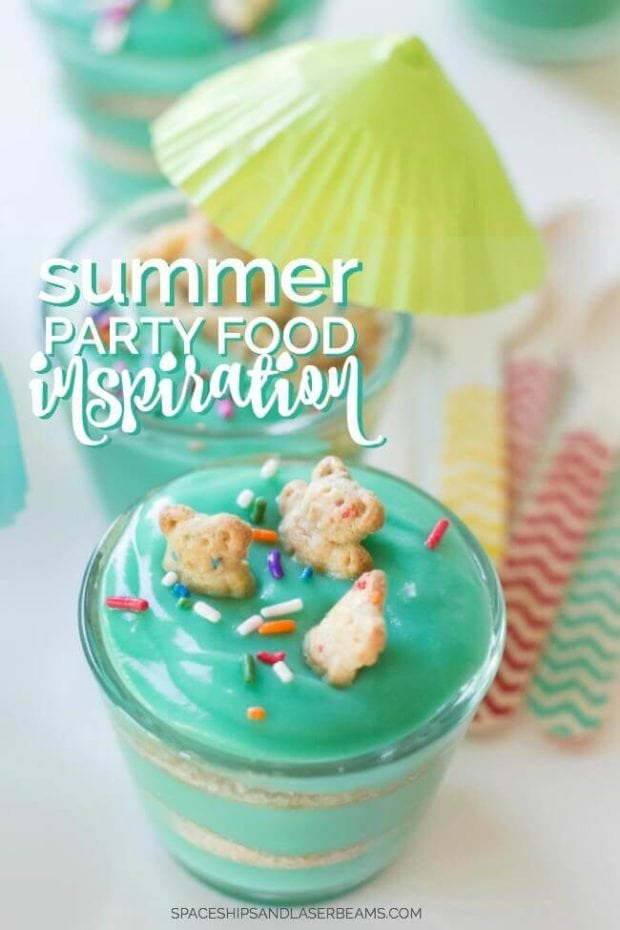 Summer Party Food Inspiration
