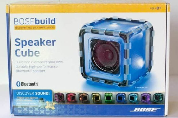 Bose Build Speaker