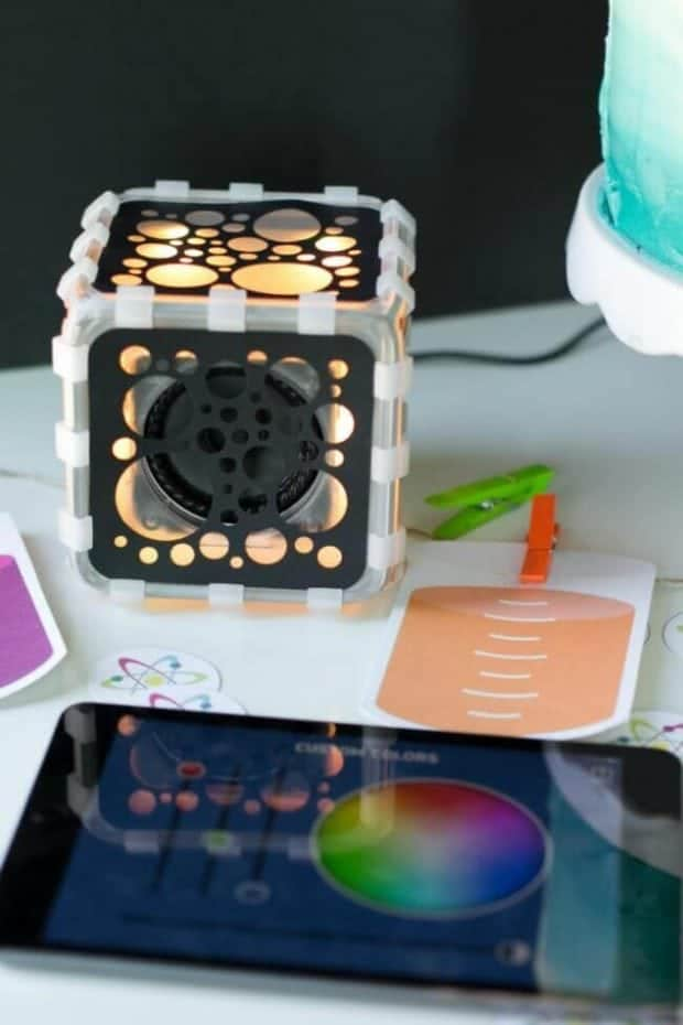 Bose Build Speaker