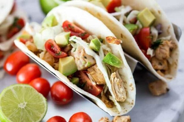 Easy Chicken Taco Recipe