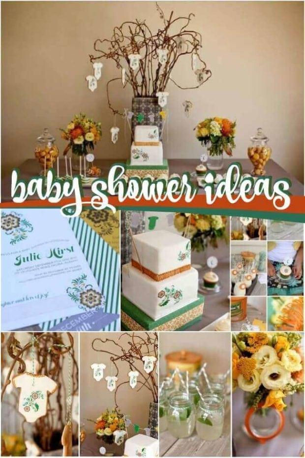 Beautiful Baby Shower Ideas