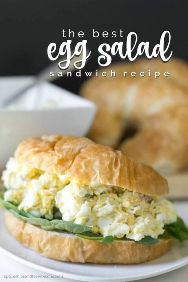 The Best Egg Salad Sandwich Recipe