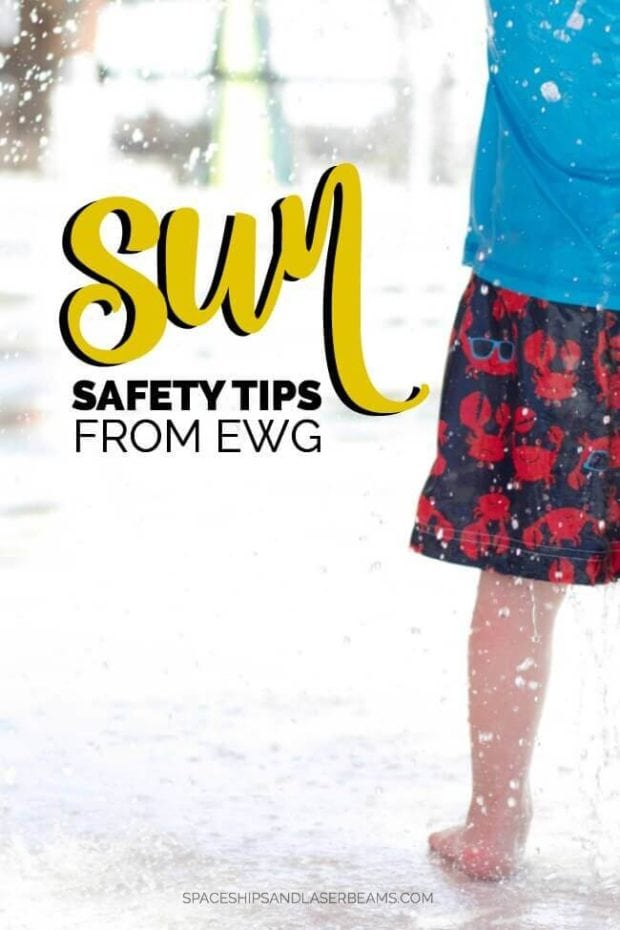 Sun Safety Tips for EWG