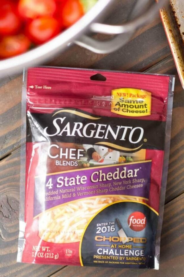 Sargento 4 State Cheddar Cheese