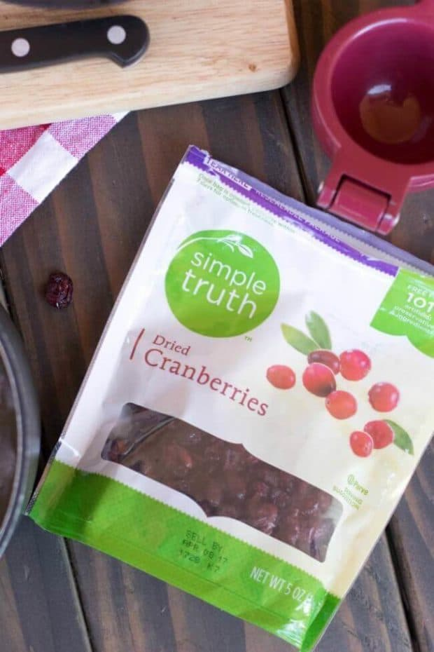 Simple Truth Cranberries