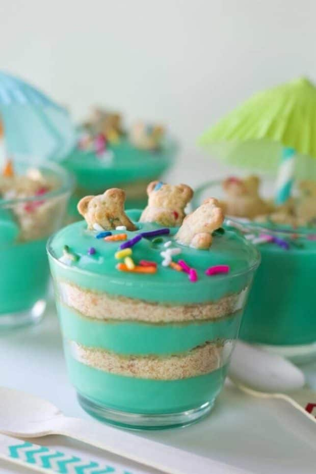 Summer Birthday Party Food Ideas