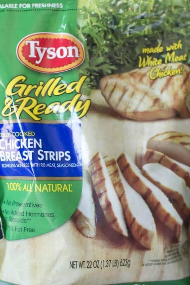 Tyson Grilled & Ready Chicken