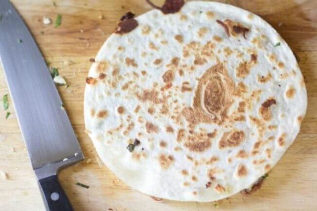 Unique Quesadilla Recipe