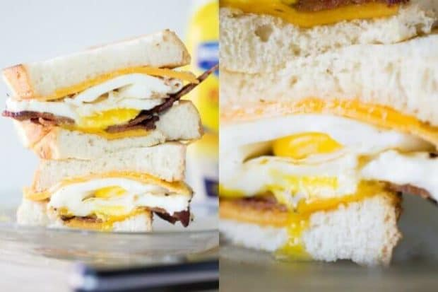 YOLO Brunch Sandwich Recipe