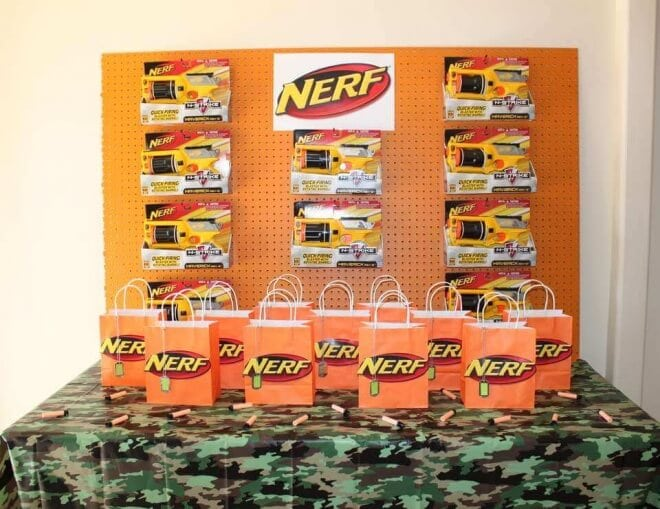 19 Incredible Nerf Party Ideas | Spaceships and Laser Beams