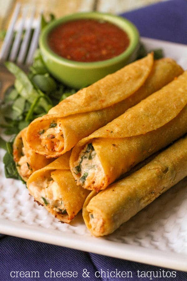 cream-cheese-and-chicken-taquitos